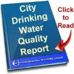 City Drinking Water Quality Reports