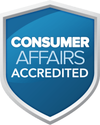 Consumer Affairs Accredited